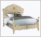 Aurielle Painted Queen Bed